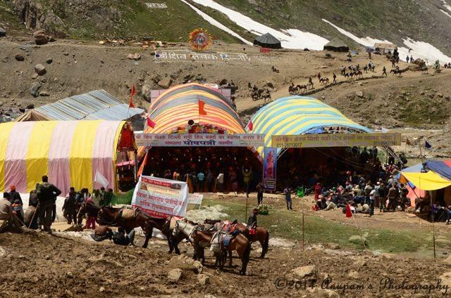 Bhandara at Poshpatri