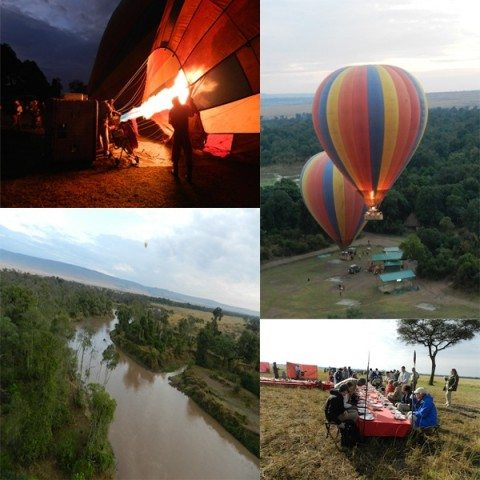 Hot Air Baloon-what a unque experience