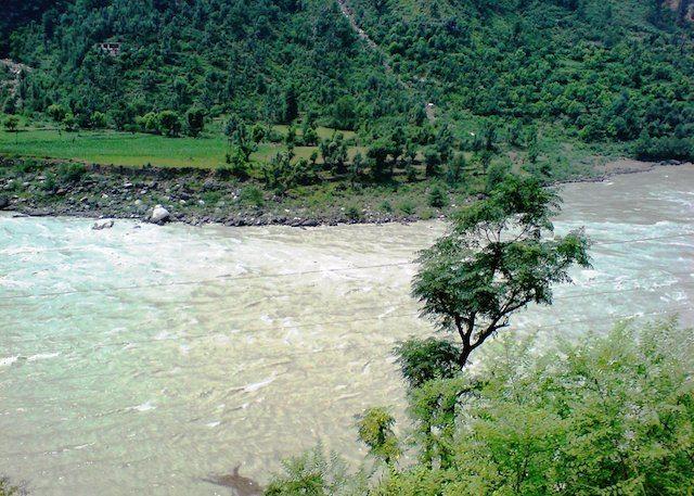 चिनाब नदी
