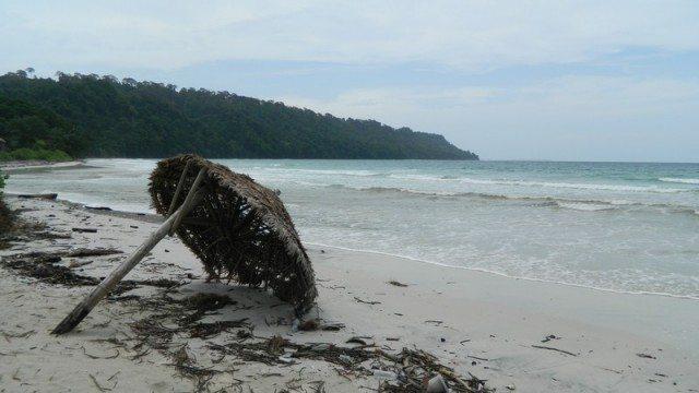 How to reach radhanagar beach andaman
