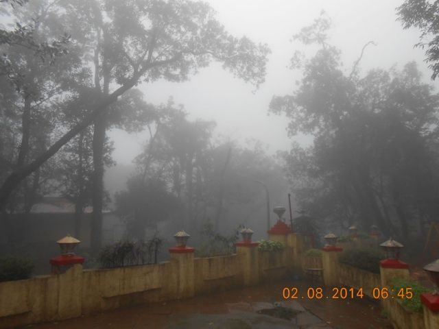 Foggy Monsoons
