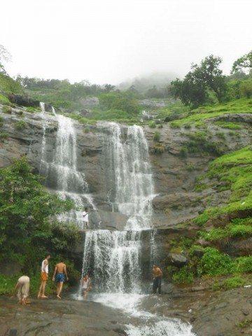 Jummapatti Waterfall