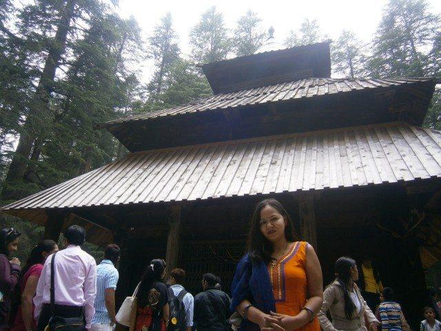 हिडिम्बा मंदिर