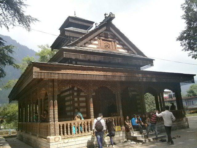 मनु मंदिर..