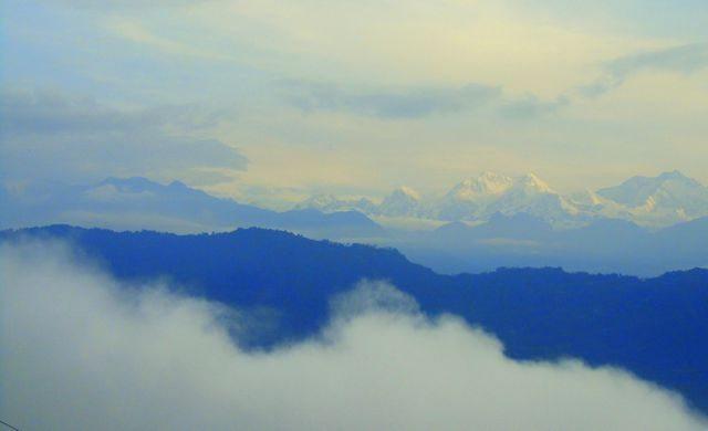 Kanchendzonga Range