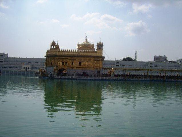 Harmandir Sahib ji (Golden Temple)