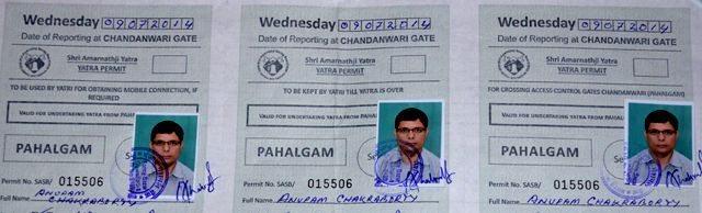 My Yatra Permit
