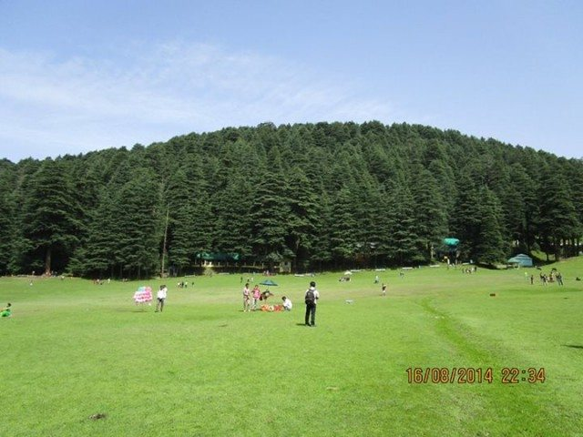 Khajjiar-Mini Switzarland of India