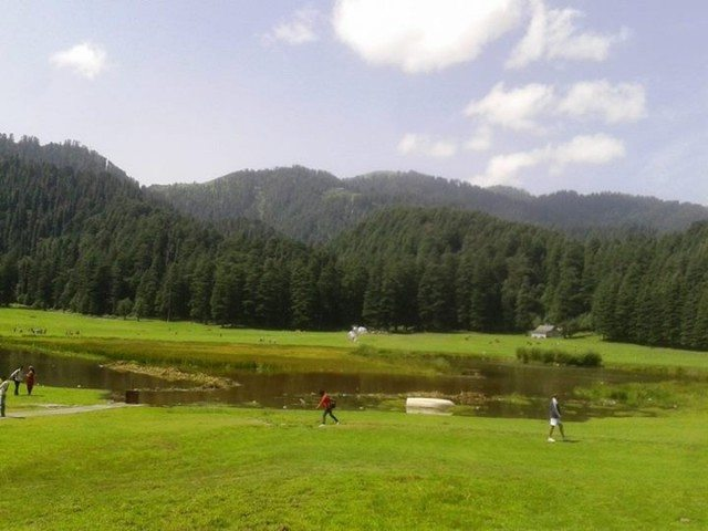 Green Meadows Khajjiar