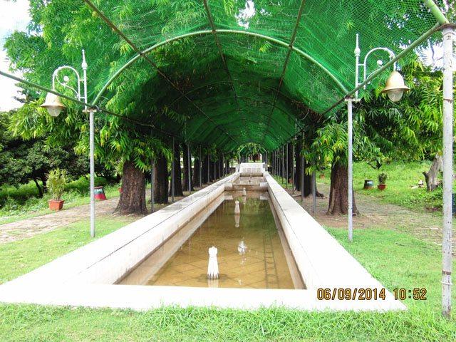 Fountains of Pinjore Garden