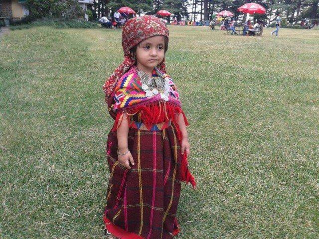 Himachali Dress