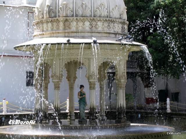 Saheliyon ki bari, Udaipur.