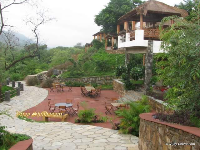 Kumbhalgarh Forest Retreat.