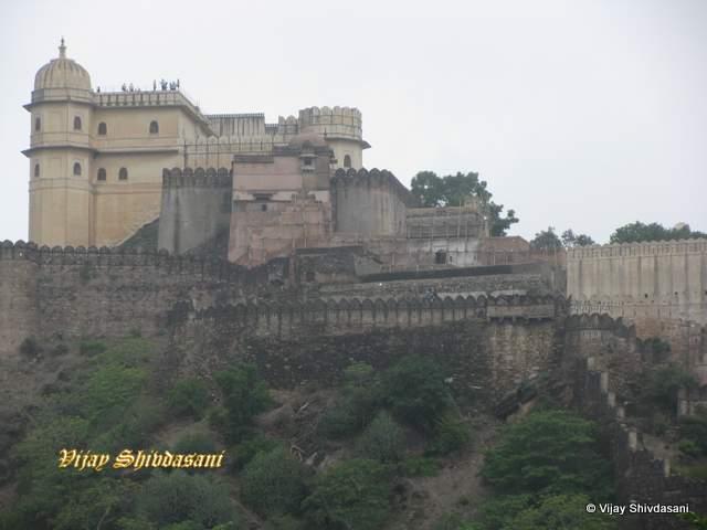 Kumbhalgarh Fort.