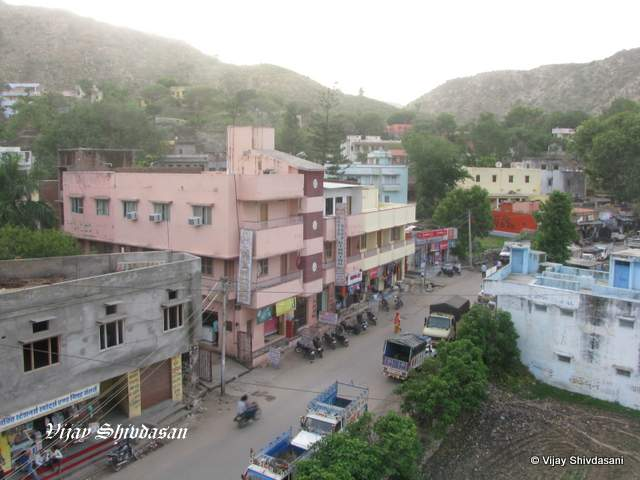 Kelwara town, Rajasthan.