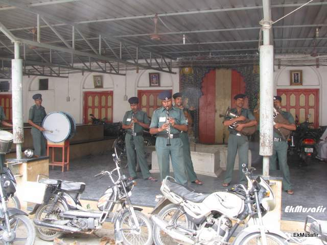 Dwarkadheesh Temple Band