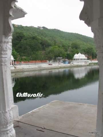 Dudh Talai Lake.