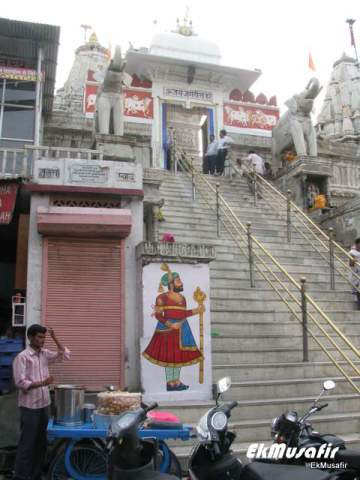 Entrance to Jagdish Temple, Udaipur.