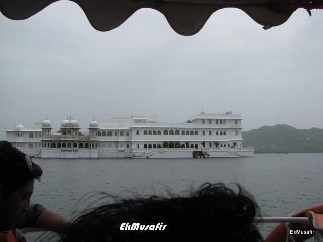 Lake Palace Hotel (Jag Niwas).