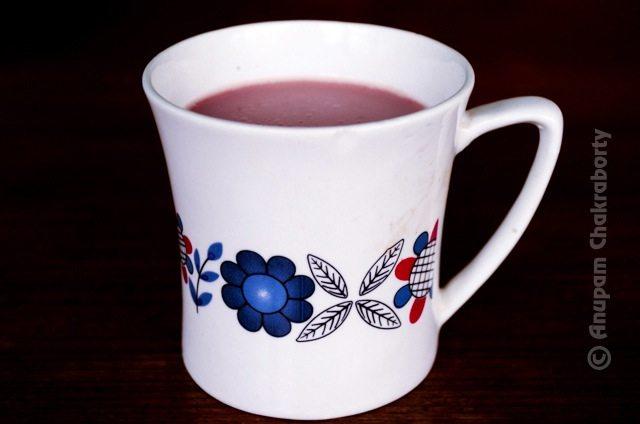 Ladakhi Butter Tea