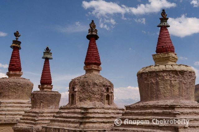 Stupa also known as Chorten