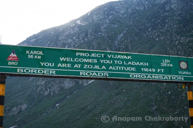 ZojiLa Sign Board
