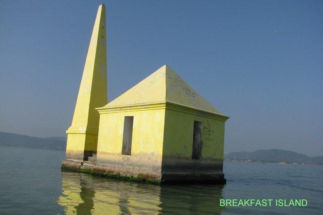 Breakfast Island, Chilka