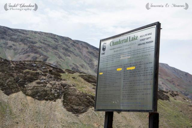 Chandratal Entry