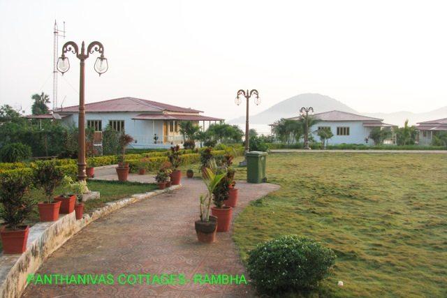 Cottage complex, panthanivas Rambha
