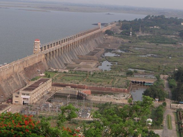The Tunghabhadra dam