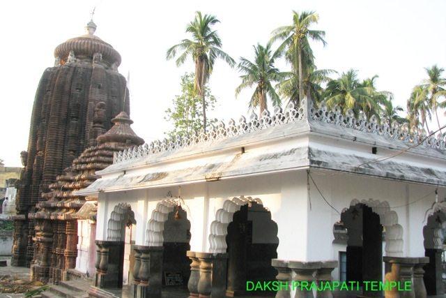 Dakshaprajapati Temple, Barkul