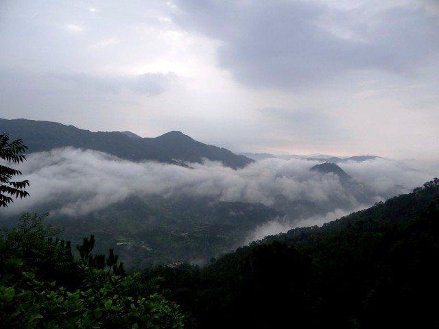 Enroute Shimla