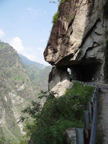 Hindustan Tibet road 1