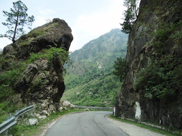 Hindustan Tibet road