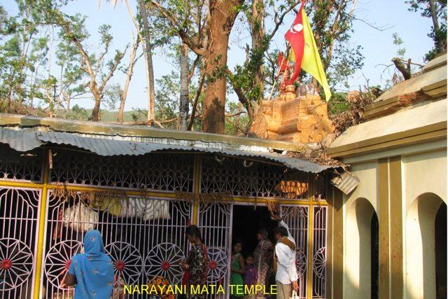 Narayani Mata Temple, Barkul