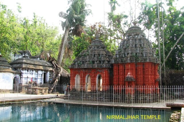 Nirmaljhar Temple, Barkul