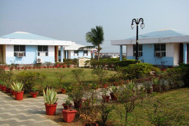 OTDC cottages, Barkul