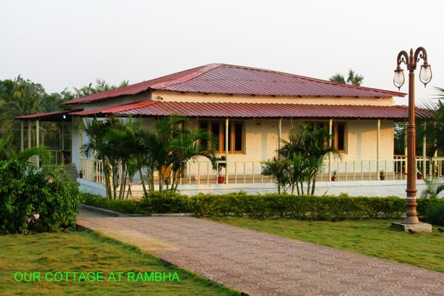 Our cottage at Rambha
