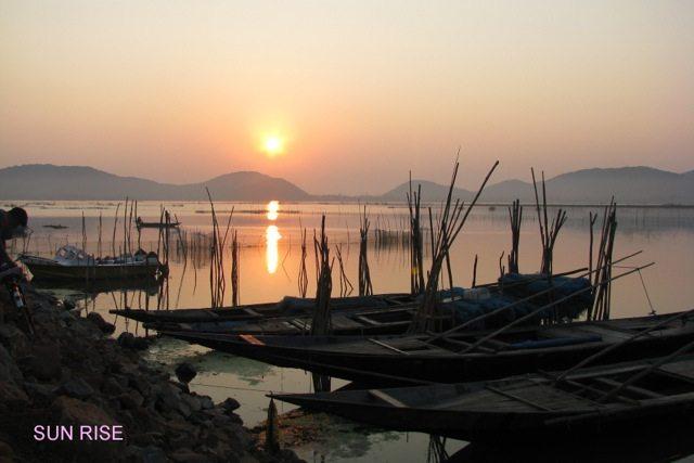 Rambha, at Dawn