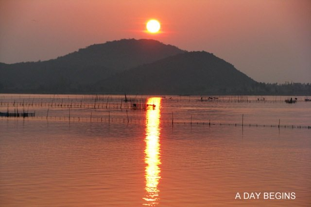 Sunrise, Rambha