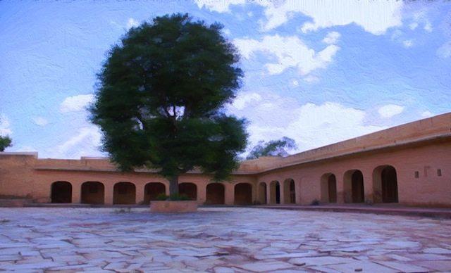 Diwan-E-Aam, Nahargarh Fort