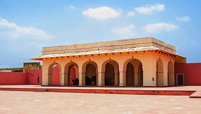 Subhat Niwas, Jaigarh Fort