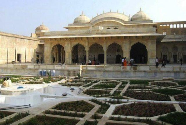 8.sheesh-mahal at Amer Palace