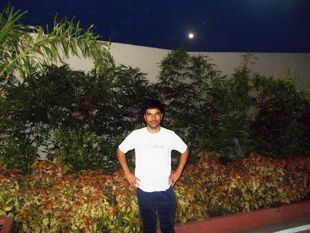 me @ Ashram