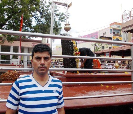 me @ Devasthan
