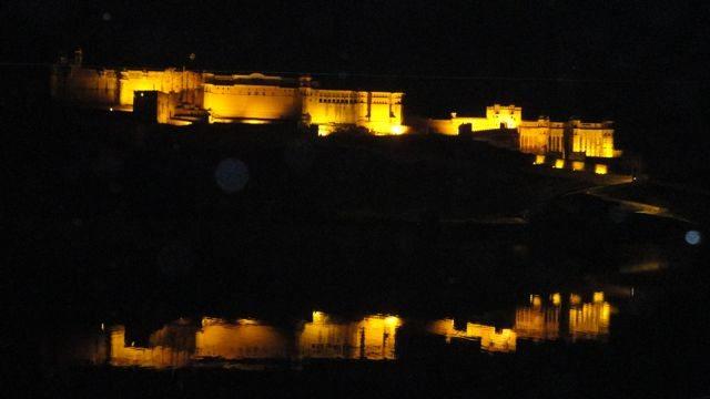 Dazzling Amer Fort