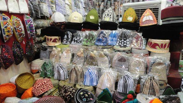 Varieties of Skull Caps