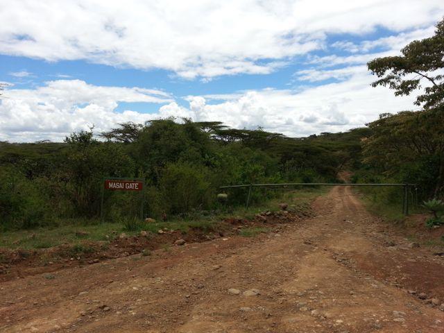The Masai Gate