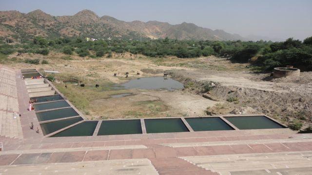 Old Pushkar Lake