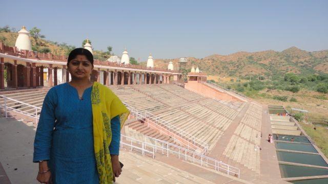 Recent Constructions at Old Pushkar Ghat
